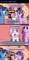 MLP: Honest Mistake by AniRichie-Art