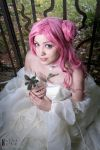 Black lily. Euphemia cosplay, code geass. by Giuzzys