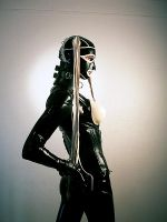 Rubberdoll000001 by morkaii