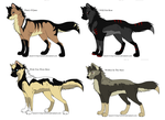 Musical Adopts 16 by MonsoonWolf