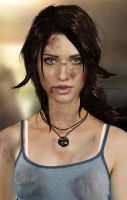 Lara Croft Reborn by larafan25