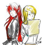 Cassy And Nathy by citgepolol