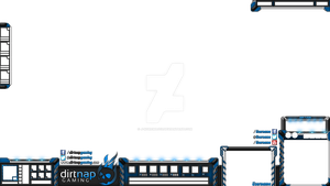 DirtNap Gaming League of Legends Overlay by j-noremac13