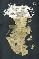 Finished Continent (Practice) by FastSniperfox