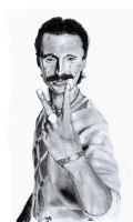 Francis Begbie by FortyThreePercent
