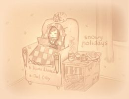 Holidays by IrinaEihwaz
