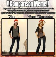 Comparison Meme by Pample