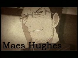 Maes Hughes by trubblebass