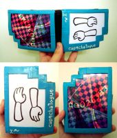 Captchalogue Wallet by Lysa
