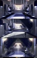 Corridor Research Speed by jamga