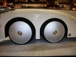 Nemo Front Dual Steering Tires by dentman65