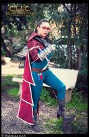 -League of Legends-  Vayne by GlicerinaCosplay