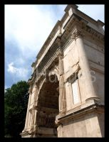 Arch of Titus by lehPhotography
