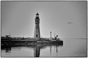 Lighthouse by FallesenPhotography