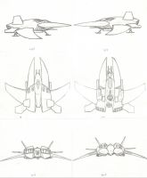 Anckor 1981 Class A Fighter by JMR-Mobius-1