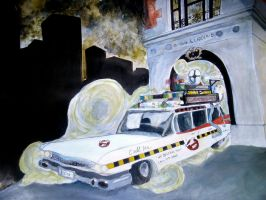 Ghostbusters by rdway2luv