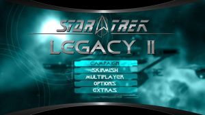 Star Trek Legacy by shadowh3