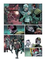 Dredd Page 7 by DylanTeague
