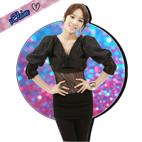 SNSD Taeyeon Edit [PNG] by xElaine