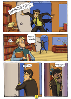 GO - Hastur's Back (Pg. 2/5) by daxarve