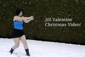 Jill Valentine - Christmas - by lovely-chen