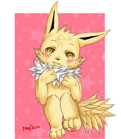 Jolteon by Nagikaze