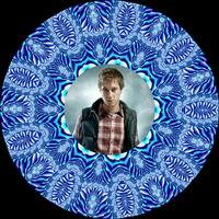 Decorative Plate - Doctor Who - Rory Williams by FlyingMatthew