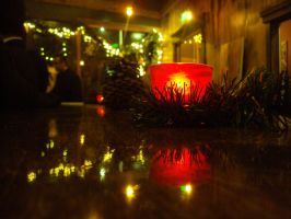 Candle Lit by AngelSaphireBlue