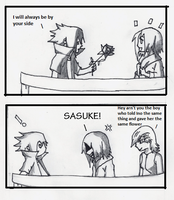 Sasuke's Dead Now by wow1076