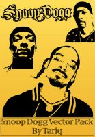 Snoop Dogg Vector Pack by tariqelamine