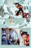 GB7 issue5page5 SNOWBOARDING by Red-J