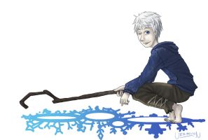 Jack Frost by TheGothiestFraggle