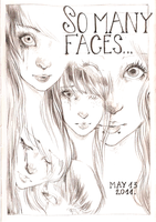So many faces by 3lda