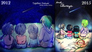 Together Forever by Raiims