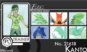 Elc: trainer card by Elc54