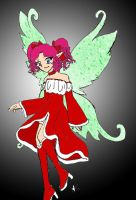 Malice Christmas Fairy by RikkuCat