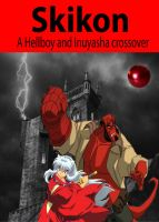 Hellboy and Inuyasha Crossover by TandP
