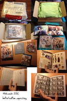 Hakuouki SSL limited Unpacking by dug-chi