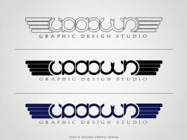 Logo Creation Steps by PhotoUpDown
