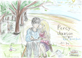 Percabeth by DenAndre