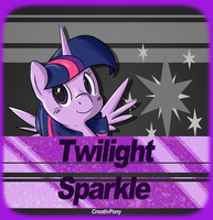Twilight Sparkle by CreativPony