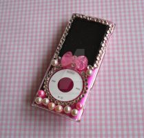 Super Girly Ipod Deco 1 by FatallyFeminine