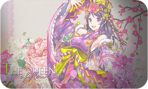 The Queen Of Flowers~ Outcome. by DollieHime