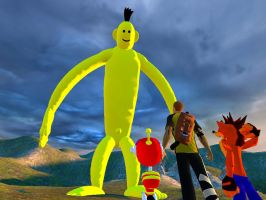 Doshin The Giant In Garry's Mod! by SuperSmashBrosGmod