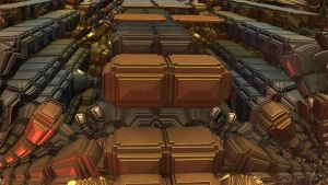 Pileup In The Cargo Bay by Actionjack52