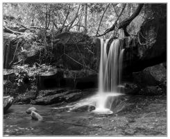 Kbal Spean-Waterfall #1 by Roger-Wilco-66