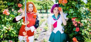 Curse of the Rose - Revolutionary Girl Utena by Mostflogged