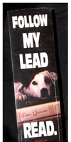 Wishbone - Follow My Lead Bookmarks by The-Toy-Chest