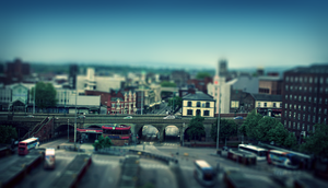 Miniature Manchester by Rustmouth
