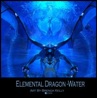 Elemental Dragon-Water by Truley-Unruly